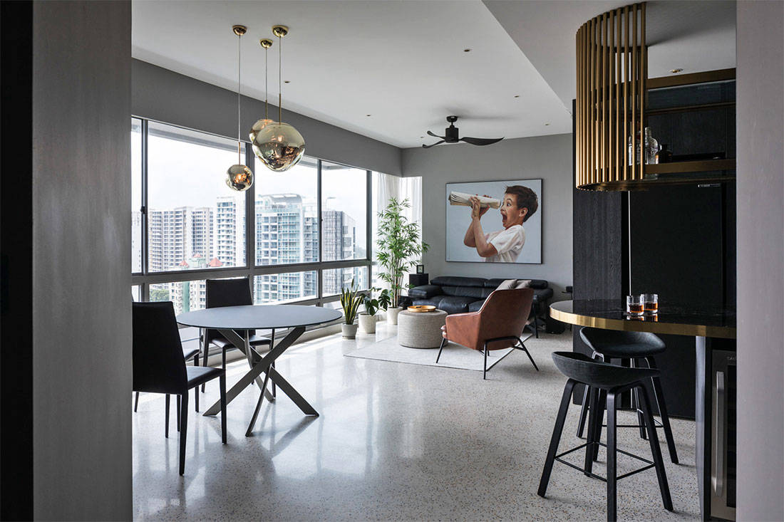 Best Space for Entertaining