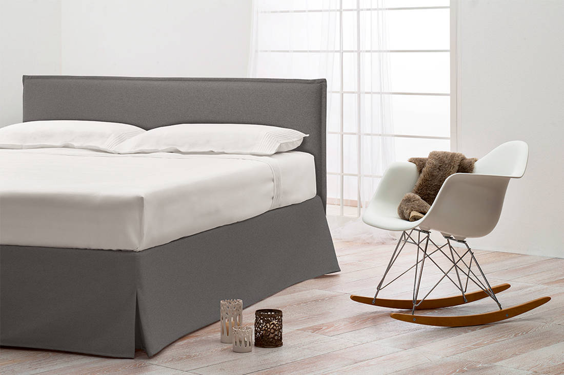 European Bedding ergonomic slatted bed base