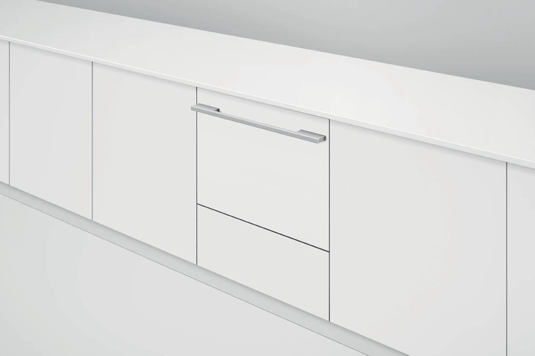 Fisher & Paykel Single DishDrawer™ Dishwasher in-situ closed drawer