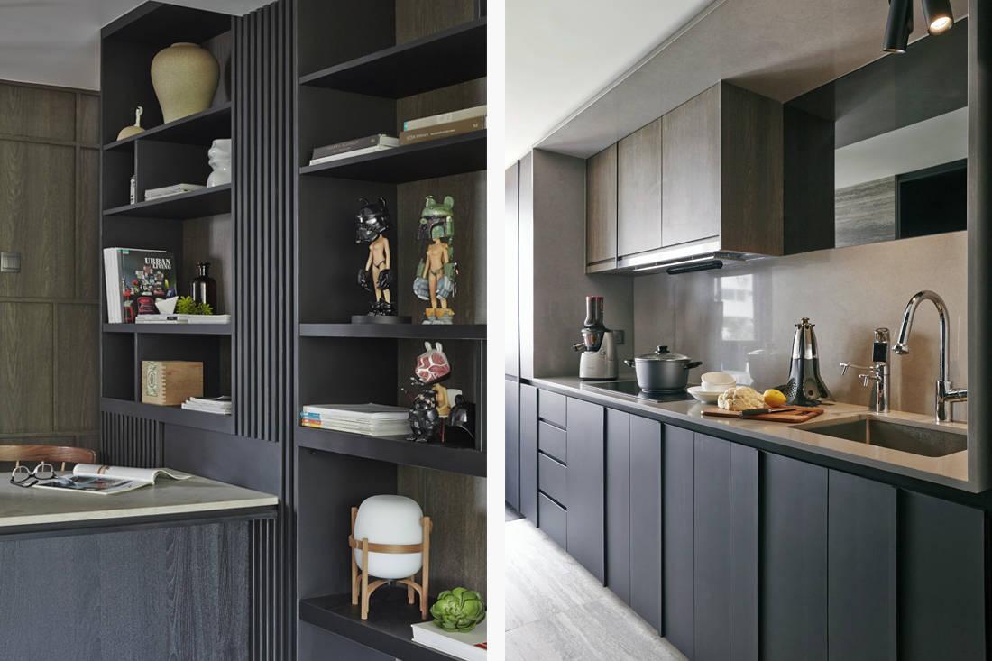 Interior designer Joey Khu's kitchen & details