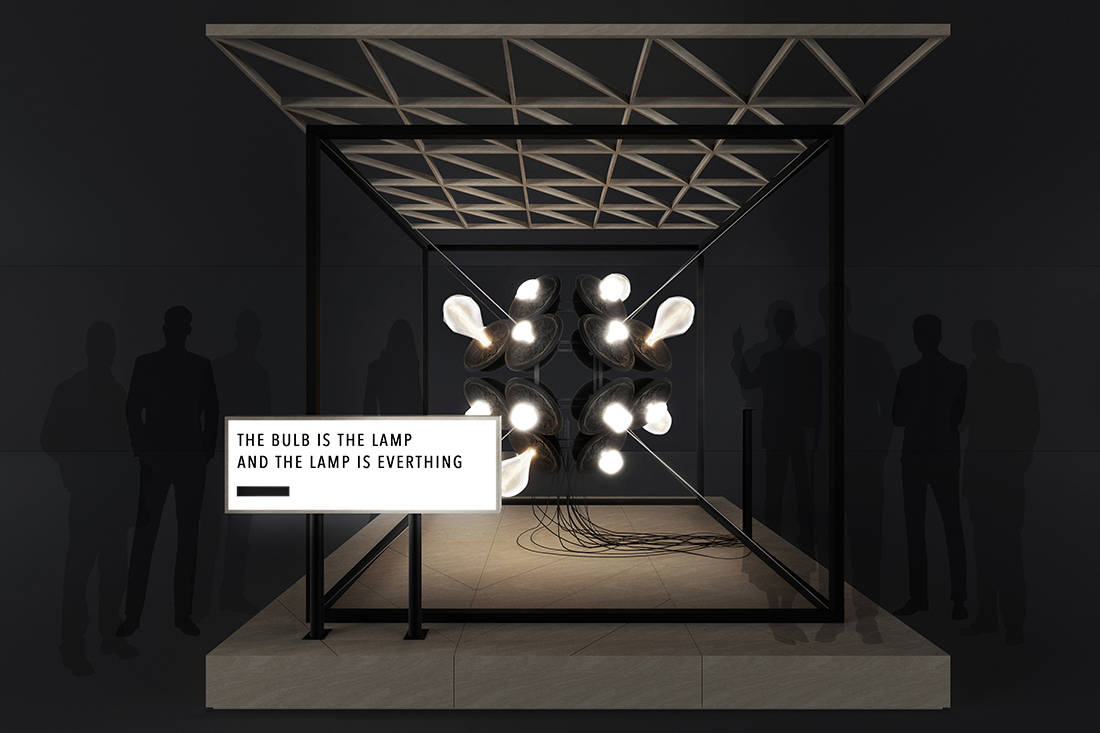 Saturday Indesign collaborative installations - UPSTAIRS x TALA at Journey East