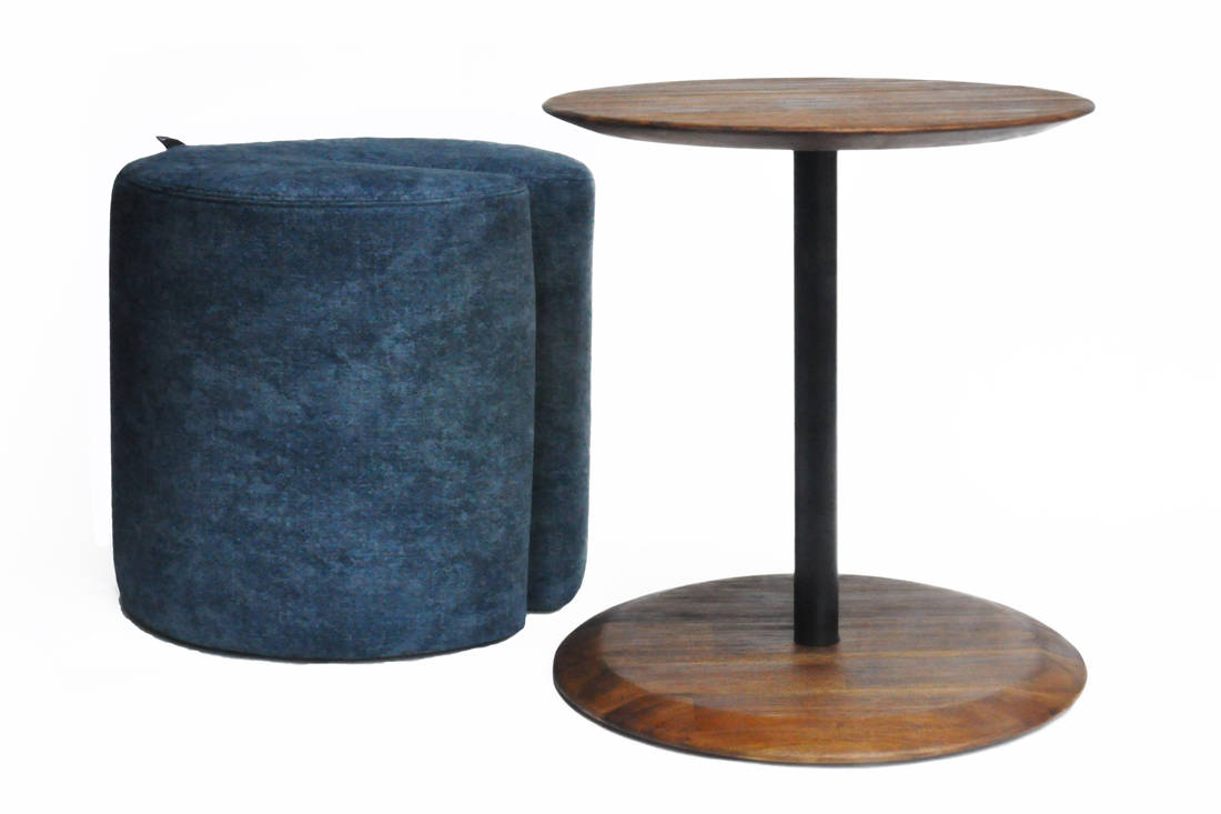 Saturday Indesign prizes - Commune Zani stool set