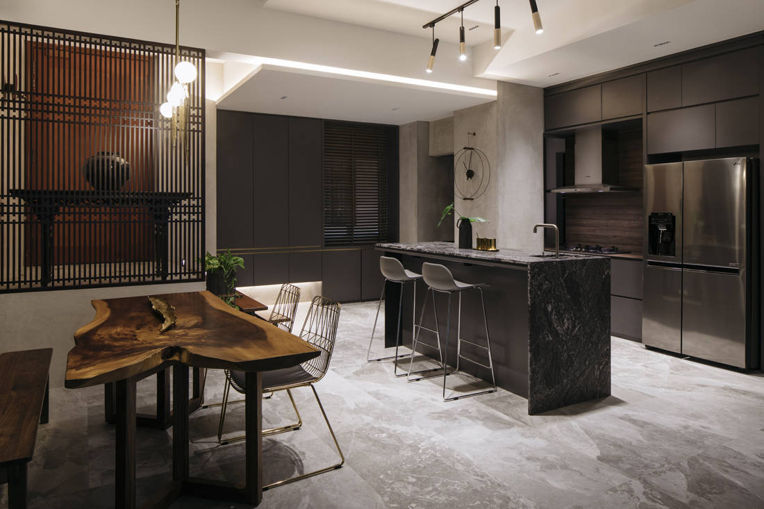 husband enlists Hall Interiors to renovate home