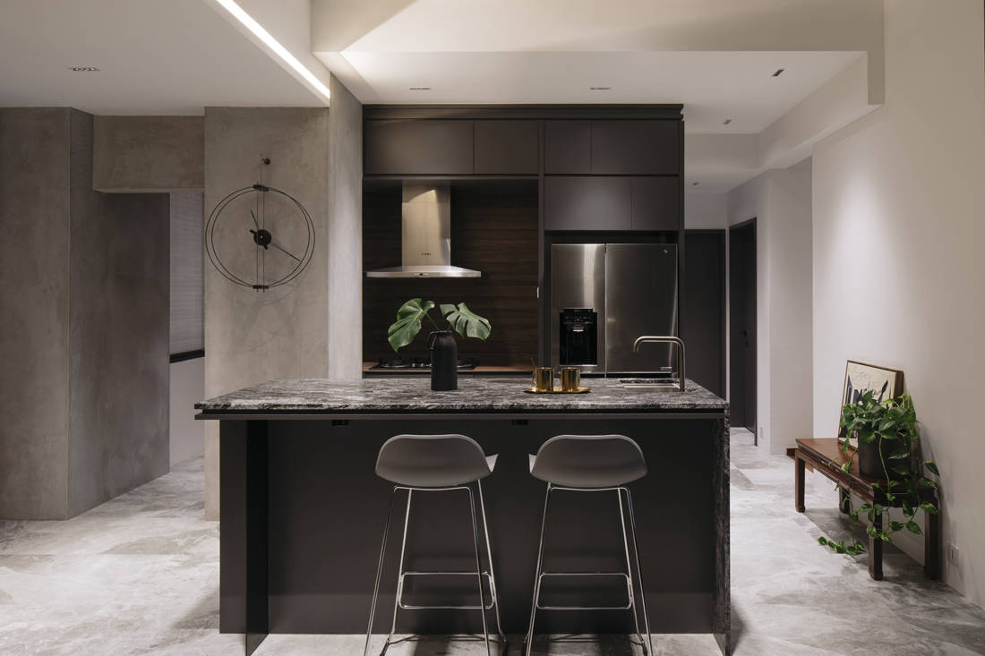 husband enlists Hall Interiors to renovate kitchen