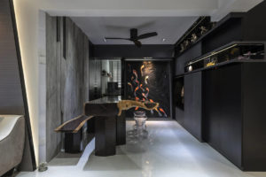 resale flat dining area gets facelifted by Vivre Creative Design