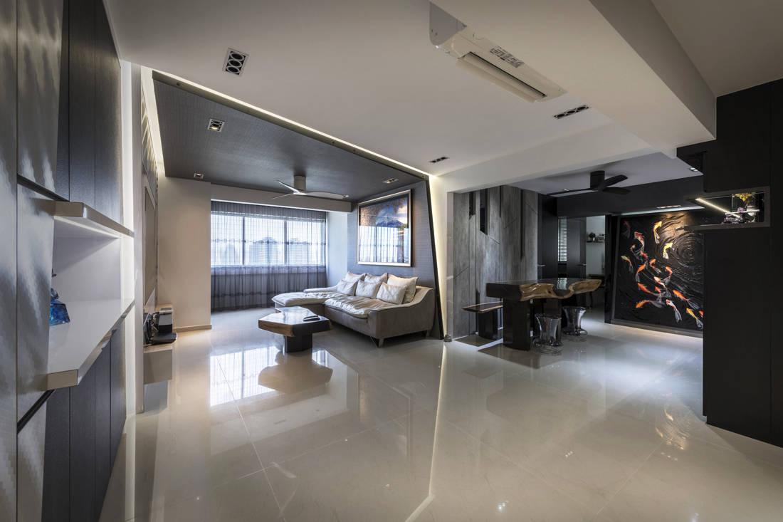 resale flat gets facelifted by Vivre Creative Design