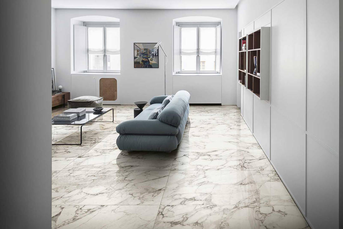 Allmarbleby Marazzi collection tiles from Hafary