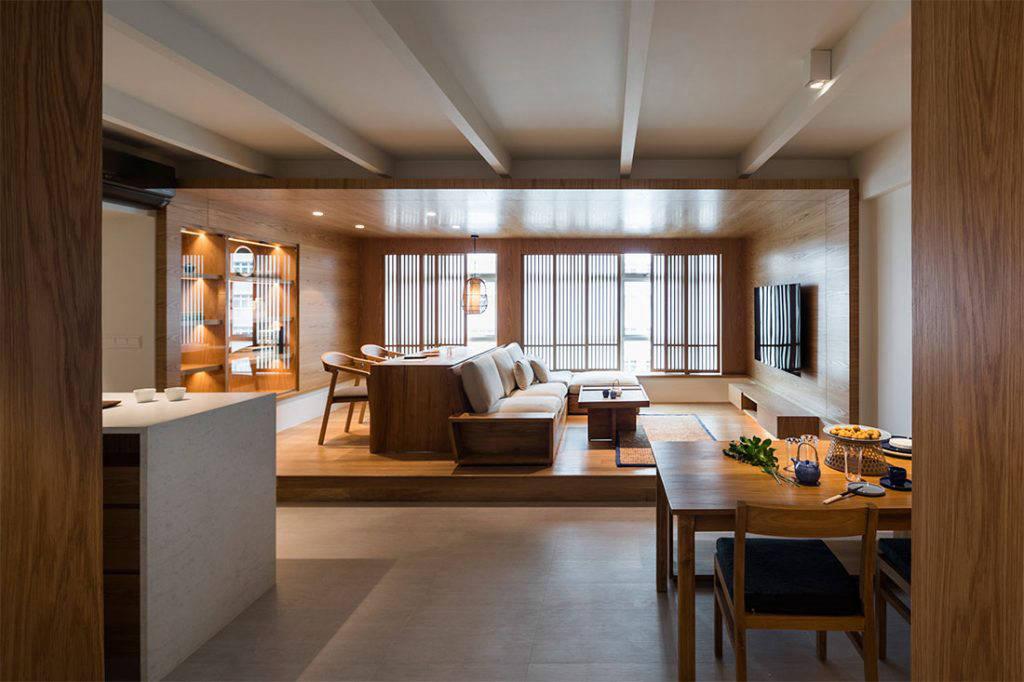 HDB Flat Goy Architects