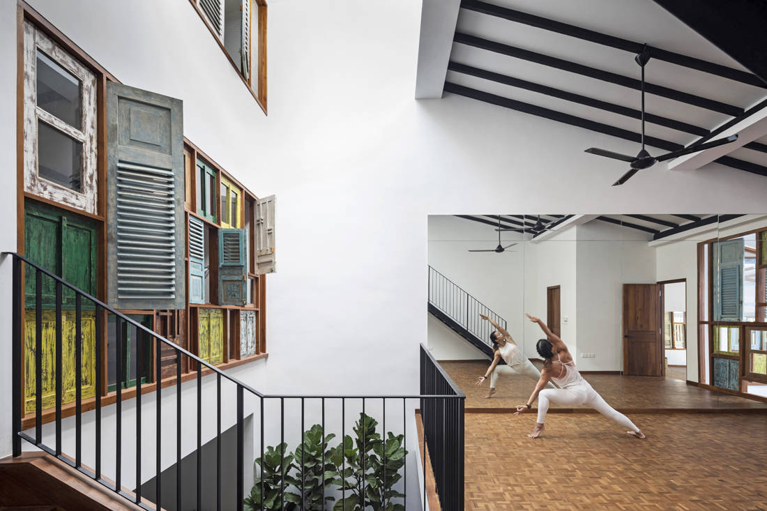 LBDA 2019 Most Dramatic Transformation shortlist - Heng House by GOY ARCHITECTS before and after image (2)