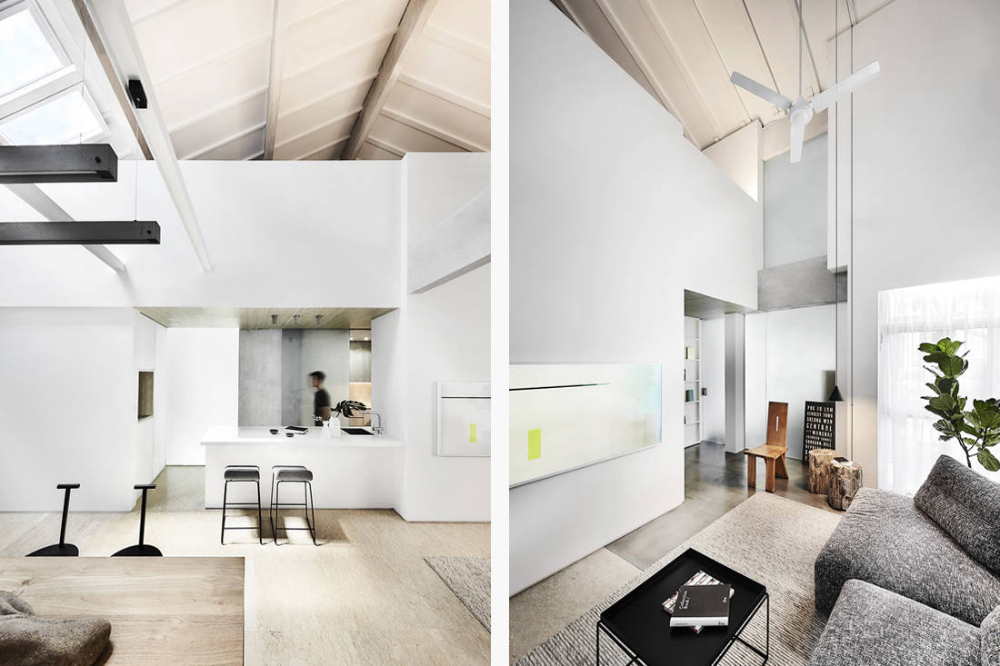 LBDA 2019 Most Dramatic Transformation shortlist - The Box Loft by UPSTAIRS_ before and after image (2)