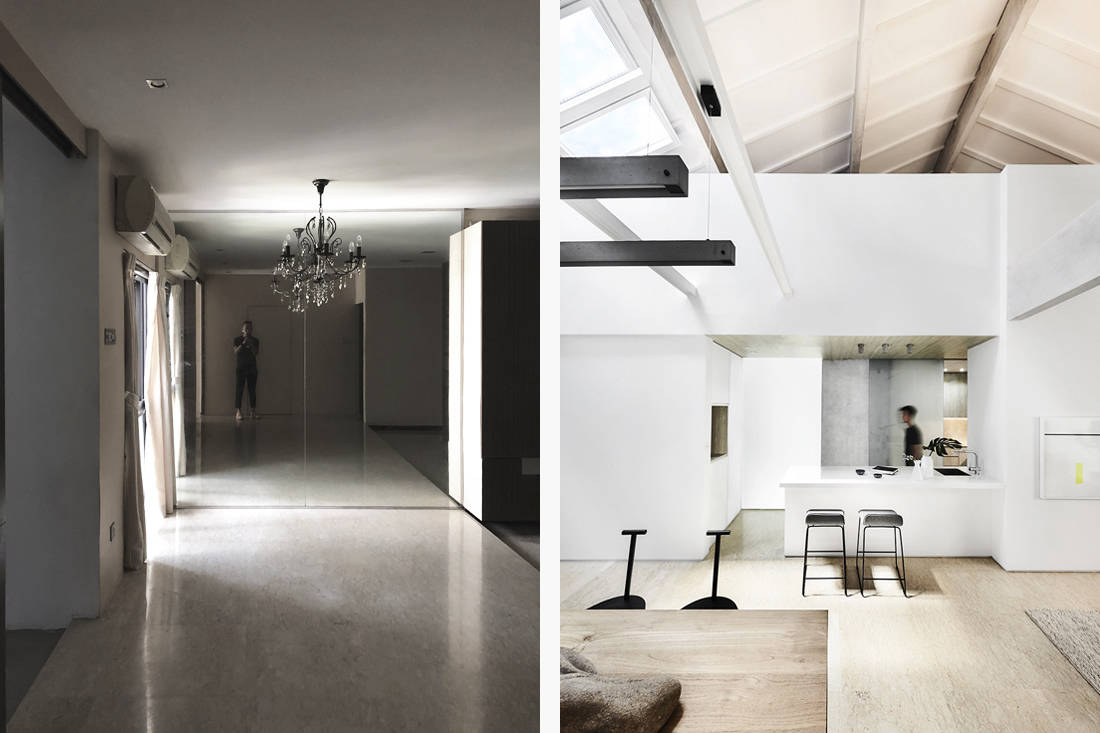 LBDA 2019 Most Dramatic Transformation shortlist - The Box Loft by UPSTAIRS_ before and after image (3)
