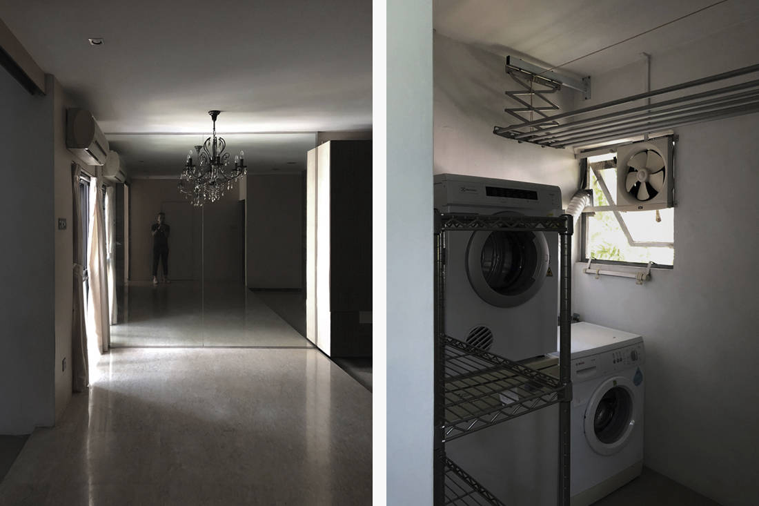 LBDA 2019 Most Dramatic Transformation shortlist - The Box Loft by UPSTAIRS_ before and after image