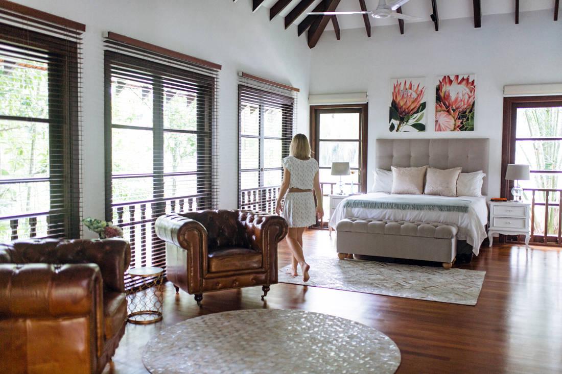 The Cinnamon Room hide rugs (2)