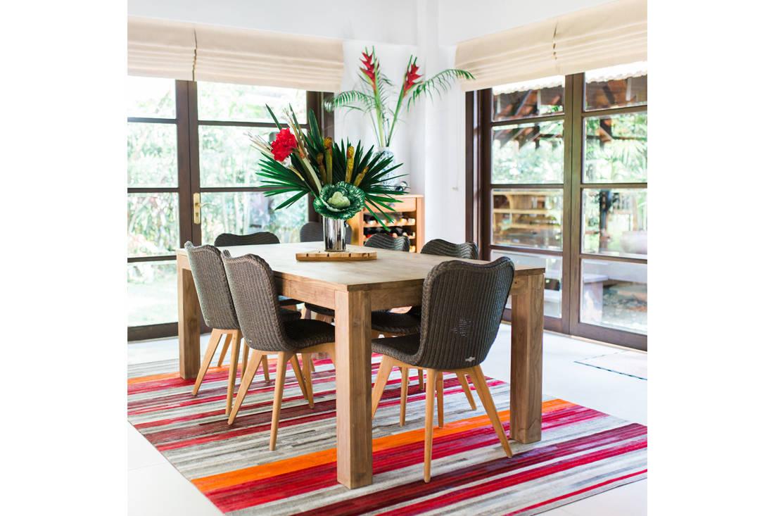 The Cinnamon Room hide rugs (3)