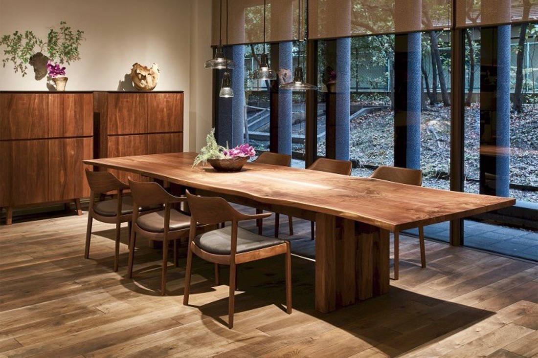 dining room furniture - Ippongi Table by Conde House from Grafunkt