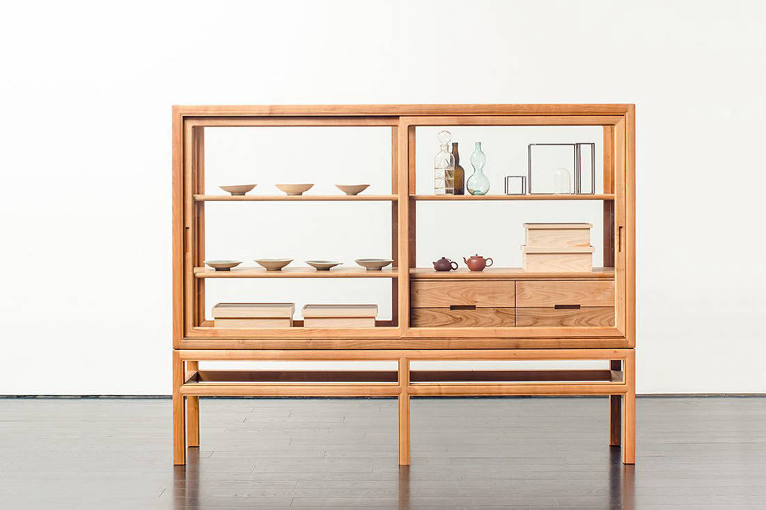 dining room furniture - Museum Cabinet by Time & Style from Grafunkt