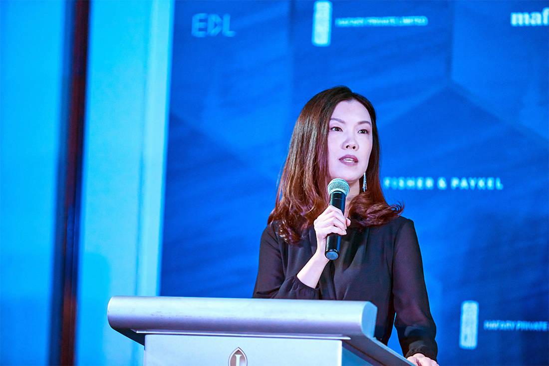 Janice Seow at LBDA 2019 Gala Night