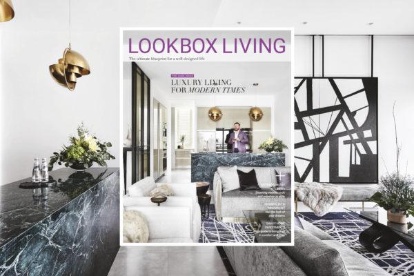Lookbox Living 61 luxury theme issue