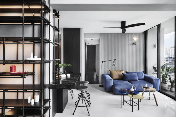 LBDA 2019 Best Space for Entertaining Winner - 1027 Sticks by UPSTAIRS_