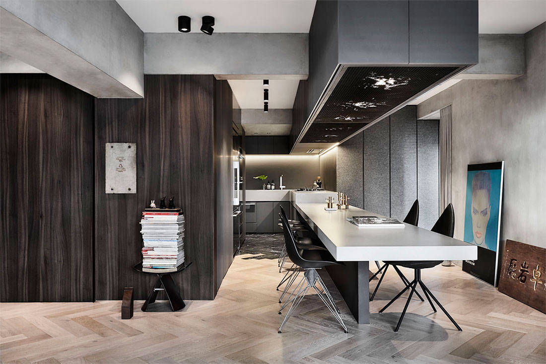LBDA 2019 Outstanding HDB Flat Honourable Mention - The Commons Apartment by UPSTAIRS__