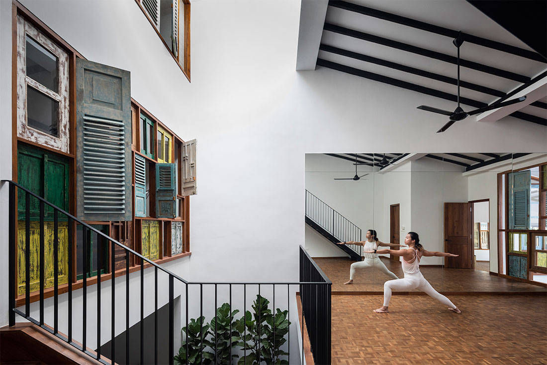 LBDA 2019 Outstanding Landed Home Honourable Mention - The Heng House by Goy Architects_