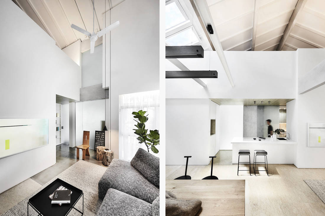 LBDA 2019 Outstanding Private Apartment Winner - The Loft Box by UPSTAIRS_