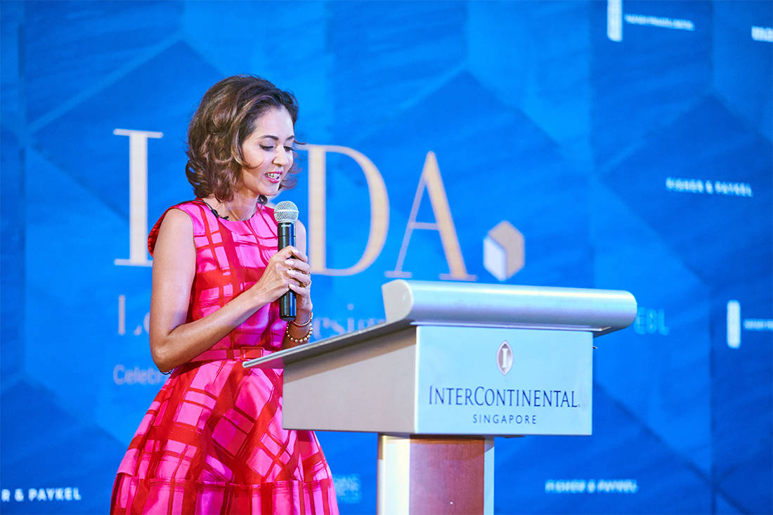 Nikki Hunt at LBDA 2019 Gala Night