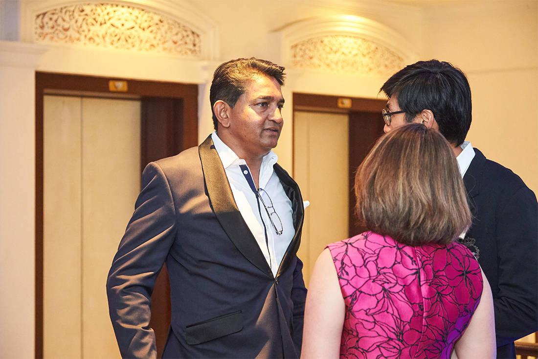 Raj Nandan at LBDA 2019 Gala Night
