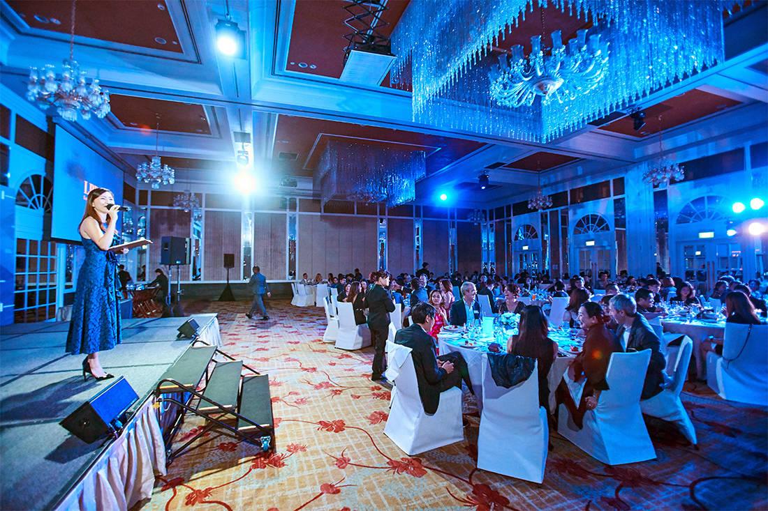 Soowei at LBDA 2019 Gala Night