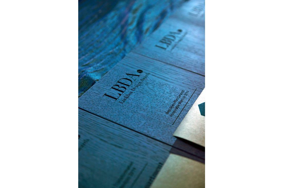 plaques at LBDA 2019 Gala Night