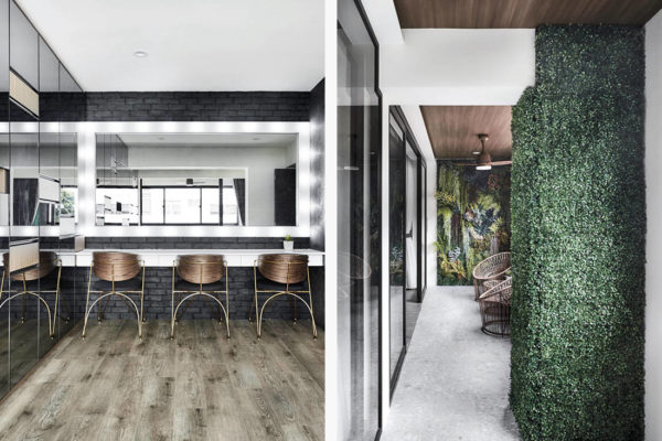 resort inspired resale flat with Hollywood-style makeup studio by Design Zage (2)