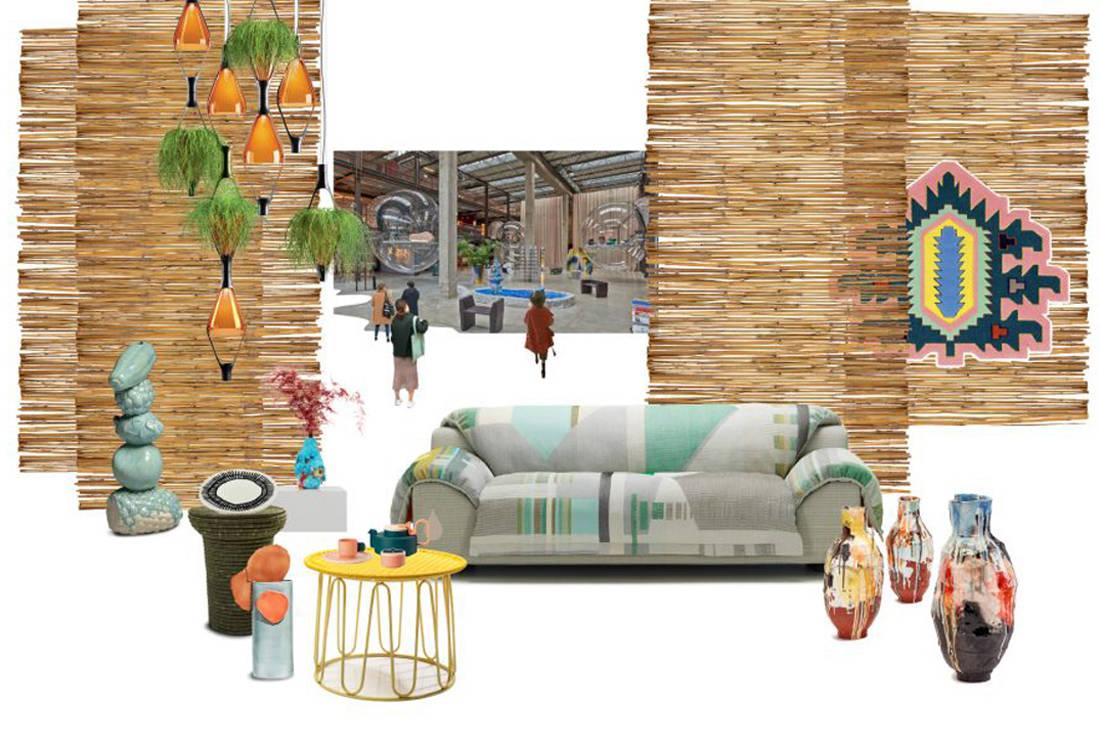 Ambiente design trends 2020 Artistical + Diverse
