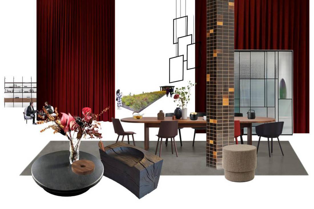 Ambiente design trends 2020 Precise + Architectural