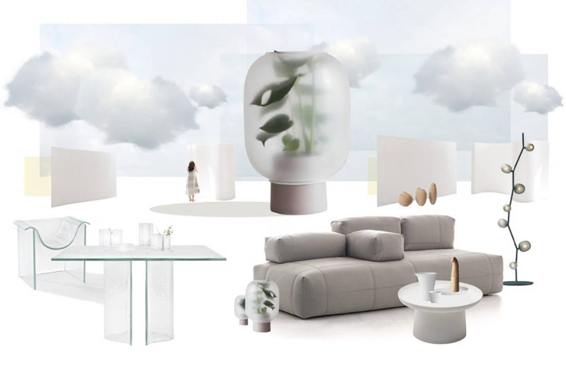 Ambiente design trends 2020 Shaped + Softened