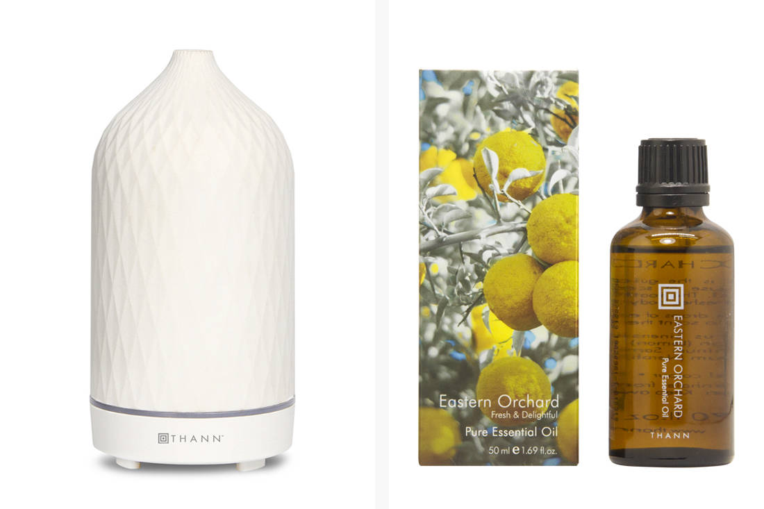 Chinese New Year 2020 Thann diffuse and essential oil