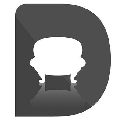 D' Initial Concept logo