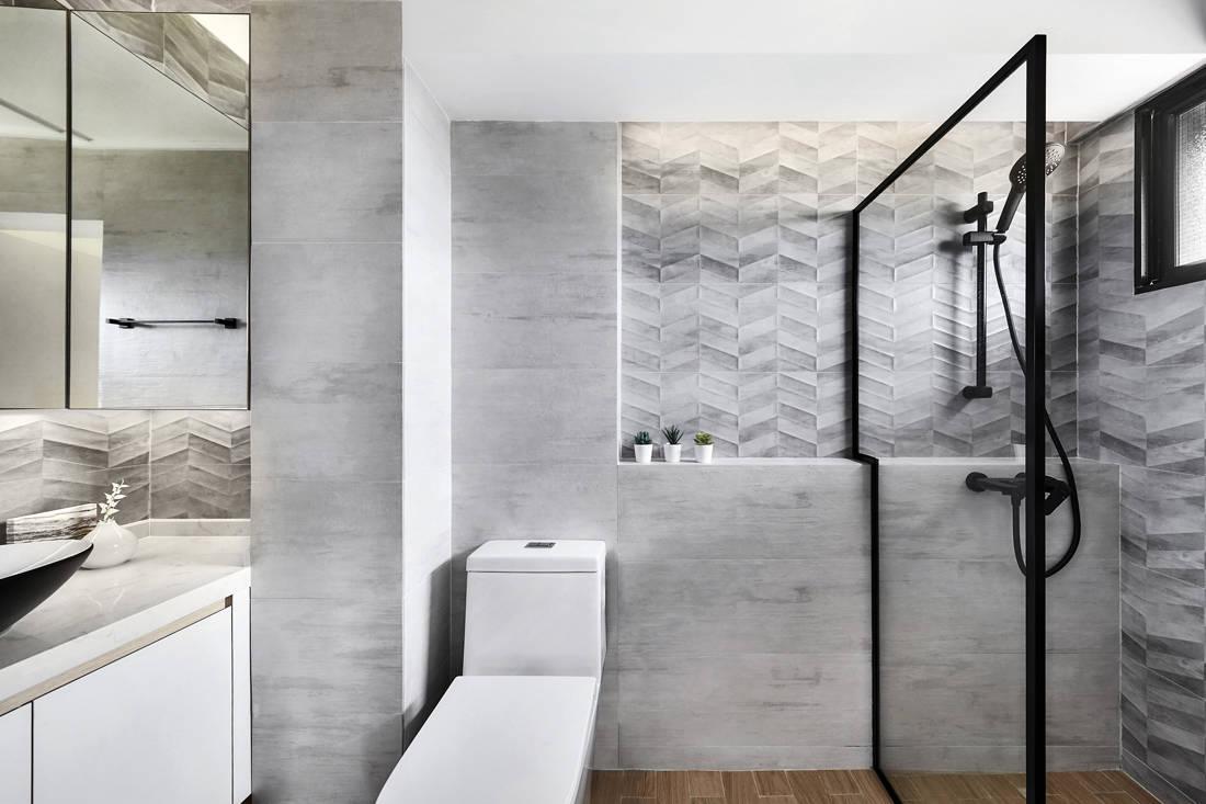 Japanese minimalist apartment AMP Design Co 6