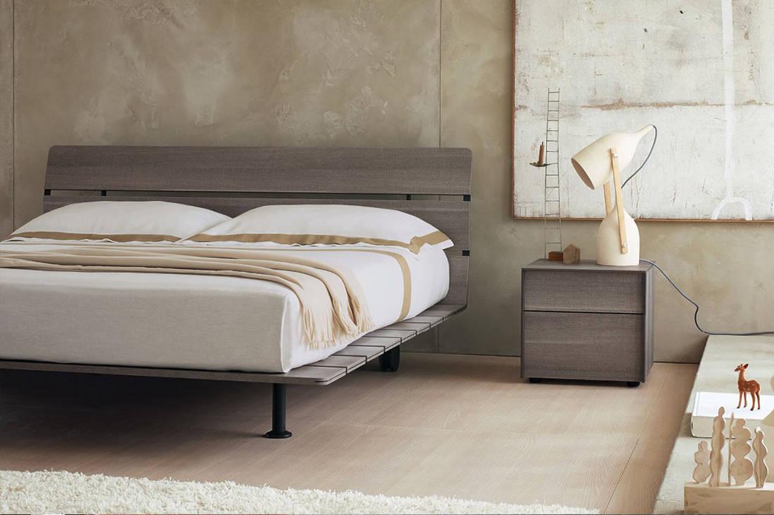 Flou Tadao bed from XTRA (2)