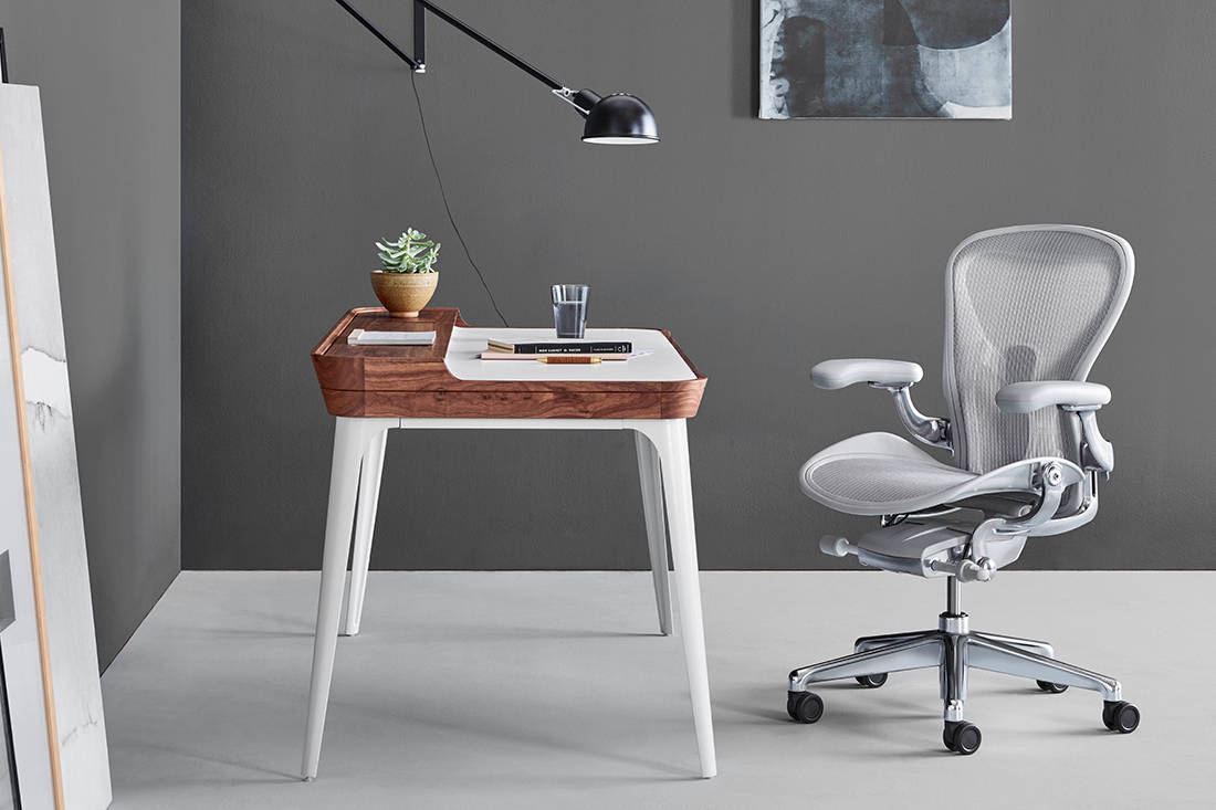 Herman Miller Aeron Chair from XTRA (2)