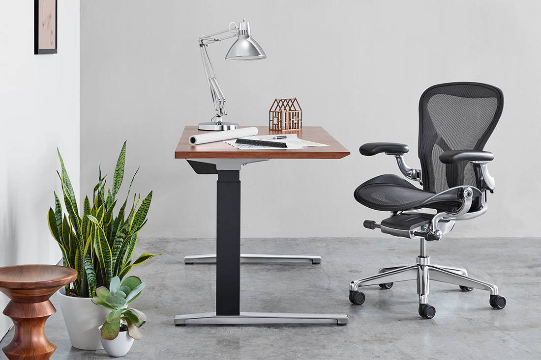 Herman Miller Aeron Chair from XTRA (3)