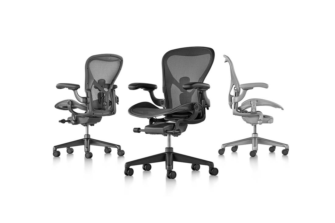 Herman Miller Aeron Chair from XTRA (copy)