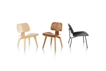Herman Miller Eames Molded Plywood Chairs from XTRA (copy 2)