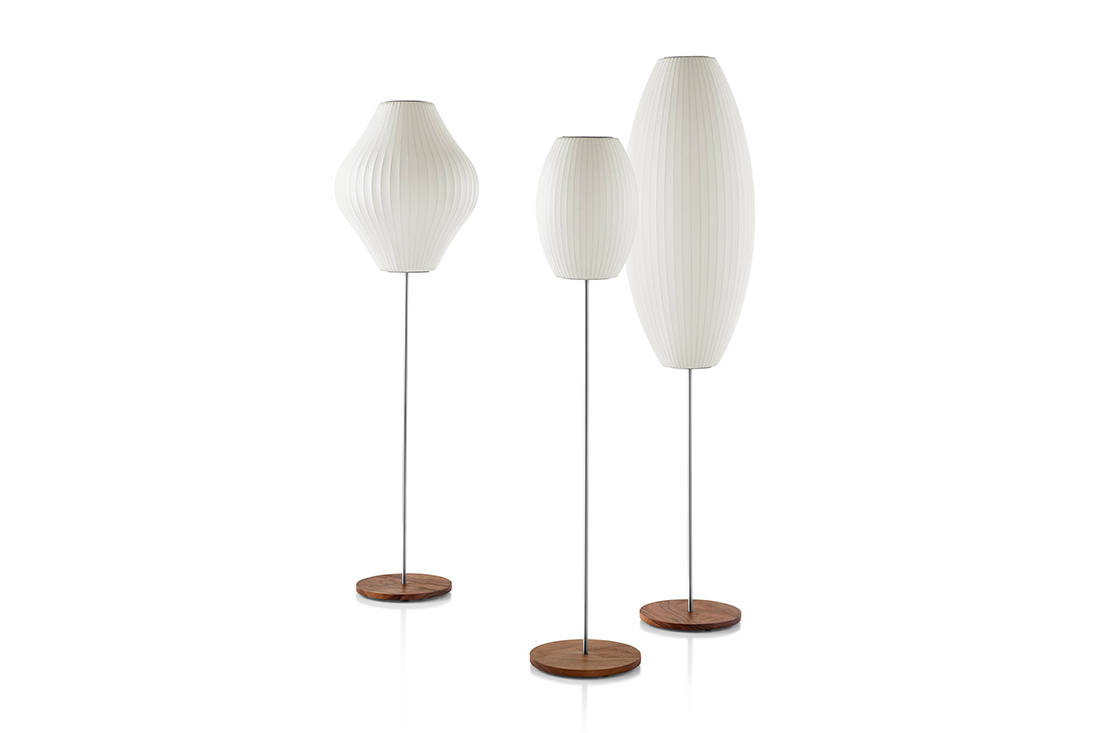 Herman Miller Nelson Bubble Lamps from XTRA (3)