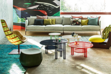 Moroso Net Side & Coffee Tables from XTRA (2)
