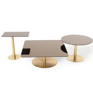 Tom Dixon Flash Coffee Table from XTRA (copy)
