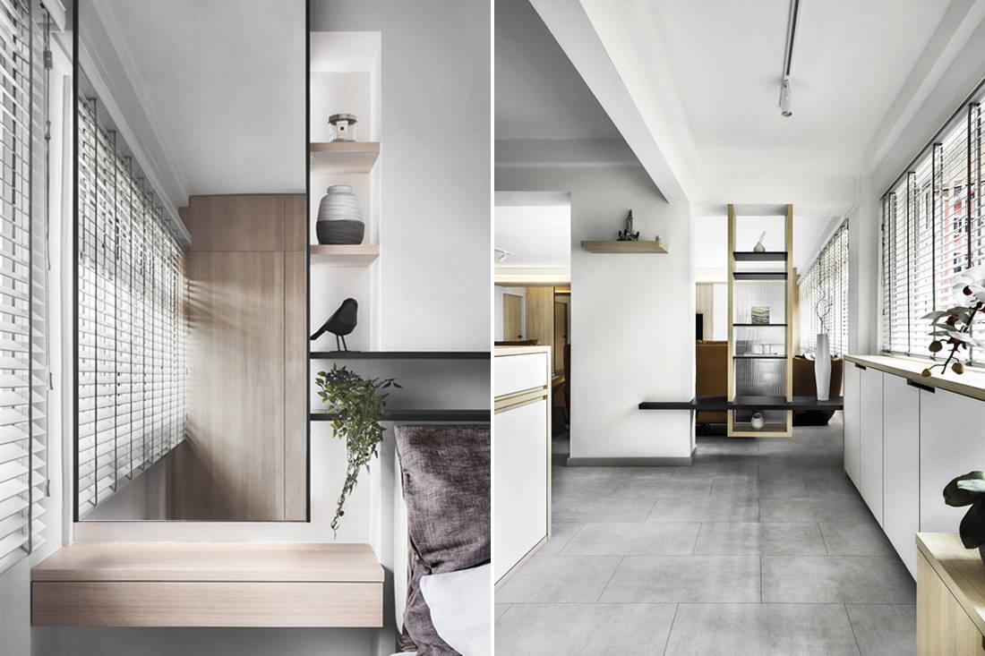 Japanese minimalist apartment AMP Design Co 4
