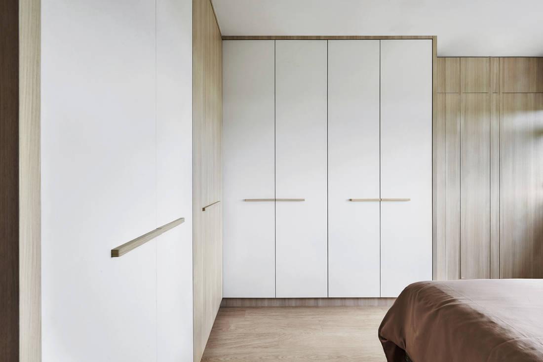 Japanese minimalist apartment AMP Design Co 5
