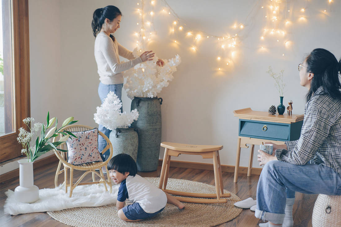 home entertaining tips by SCENE SHANG