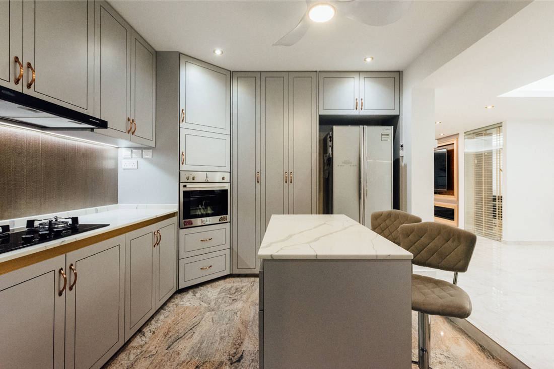 modern classic family home by Fatema Design Studio (4)