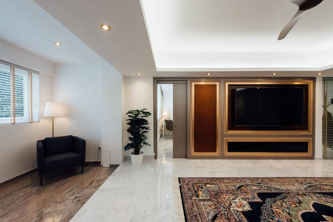 modern classic family home by Fatema Design Studio